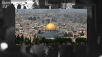 زعماء العالم يحذرون بشأن القدس