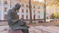 جشن سالگرد تولد ابوالقاسم لاهوتی در تاجیکستان
