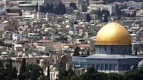 जेरुसलेमबद्दल इस्राईल आणि पॅलेस्टिनमध्ये नेमका वाद काय?
