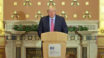 Johnson on terror: 'We can beat this plague'