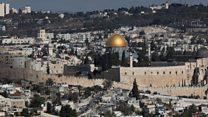 ¿Por qué es tan controversial que Estados Unidos traslade su embajada a Jerusalén?