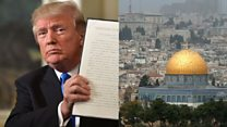 जेरुसलेमवरून ट्रंप यांना जागतिक नेत्यांचा निर्वाणीचा इशारा