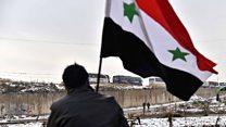 """Россия говорит о """"полном разгроме ИГ"""" в Сирии. Что думает коалиция?"""