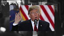 Trump yavuze ko Yeruzalemu ari umurwa mukuru wa Isiraheli