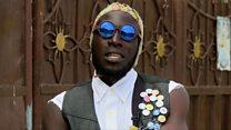 Ghana's 'brand-building' ideas guru
