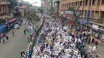 ট্রাম্পের জেরুজালেম স্বীকৃতি: ইসলামী দলগুলোর প্রতিবাদ