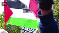 Demo menentang Yerusalem 'Ibu Kota Israel'