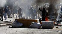 Unrest over Trump's Jerusalem declaration