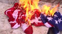 مظاهرات حاشدة في مدن إسلامية نصرة للقدس