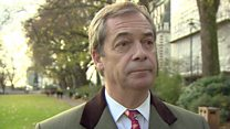 Farage: Looks like Brexit in name only