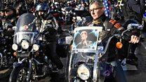 Paris bids farewell to Johnny Hallyday
