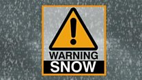 UK snow and ice risk