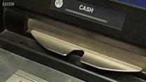 世界を揺るがす――ATMが銀行の支店にとって代わる?