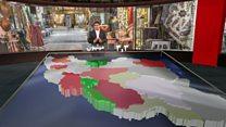 افزایش شکاف اقتصادی بین تهران و استانهای دیگر ایران