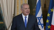 Netanyahu: Jerusalem is the capital of Israel