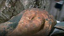 اكتشاف أثري ضخم في مصر