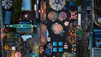 Невероятные фото городов США с воздуха