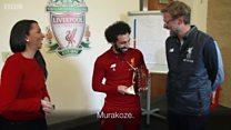 Mohamed Salah yegukanye igihembo cy'umukinnyi mwiza wa Afurika cya BBC 2017