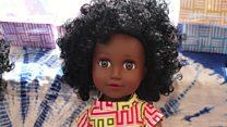Une poupée africaine pour Noël?