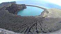 Хунга Тонга-Хунга Хаапай - самый молодой остров в мире