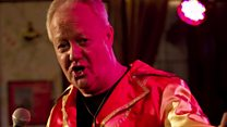 Keith Chegwin 'never without a smile'