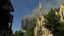 Grenfell fire 'ripped out heart of community'