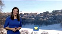 Bitterly cold night forecast for Wales