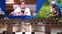 ग्लोबल वॉर्मिंग पर पेरिस पेरिस क्लाइमेट समिट में चर्चा
