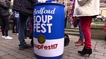 Soup festival aims to tackle homelessness