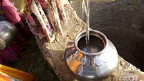 انڈیا کی  'مدر پانی'
