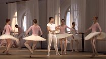 Nureyev debuts but director under arrrest