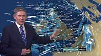 Rain, sleet and snow on the way for UK