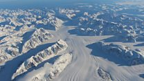 Greenland's rock underbelly exposed