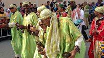 الغناوا موسيقى بنكهة التراث الأفريقي