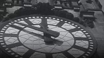 Iconic clocks sent for repair