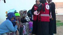 Des garde-côtes libyens sauvent un bateau de clandestins