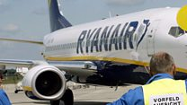 Ryanair moves to recognise pilot unions