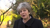 May: This is important step for Brexit