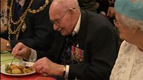 Veterans get Christmas meal from ONS boss