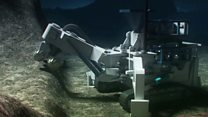 La prochaine ruée vers l'or sera sous-marine