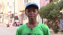 من الكونغو إلى المغرب قصة جونسي لاعب الكرة الصغير