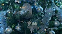 Spectacular Christmas decoration collection