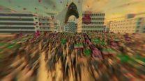 رویارویی ایران و عربستان در درنیای انیمیشن