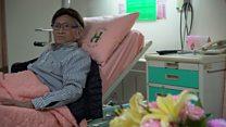 """台湾癌末主播傅达仁:我去瑞士""""安乐死"""""""