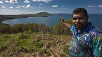 The sea rangers who safeguard the Great Barrier Reef