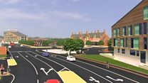New £34m Hereford link road opened