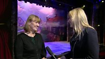 MP mixes up her pantos - Oh yes, she did!