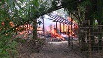 هيومن رايتس ووتش تتهم الجيش البورمي باستمرار تدمير منازل الأقلية المسلمة