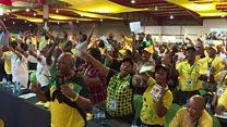 တောင်အာဖရိက အာဏာရ ပါတီ ခေါင်းဆောင် ရွေးချယ်