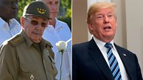 What's changed in US-Cuba policy under Trump?